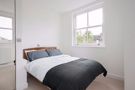 High spec 1 bedroom flat located close to West Hampstead & Kilburn Stations with private patio