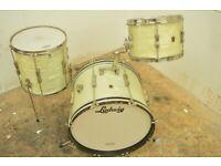 Ludwig Clubdate 1964/65 vintage drum kit