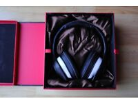 Denon AH-D340 Music Maniac Headphones with Remote Cable + Mic - Excellent Condition!