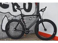Brand new NOLOGO Aluminium single speed fixed gear fixie bike/ road bike/ bicycles 33a