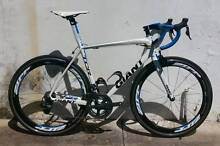 Giant TCR Advanced SL0! L. Dura Ace Di2 + Zipp 404 Clincher Whls! Dulwich Hill Marrickville Area Preview