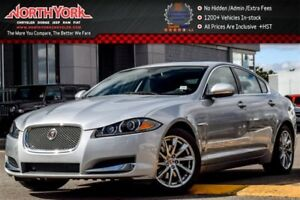2015 Jaguar XF |Sunroof|ParkSensors|Leather|HeatFrontSeats|DualC