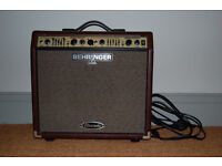 Behringer Ultracoustic ACX450 Amplifier