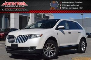 2011 Lincoln MKX BASE|AWD|Pano_Sunroof|THX|HeatedFr/RrSeats|R.St