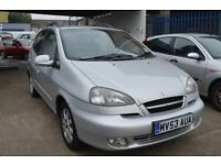 Daewoo TACUMA CDX 2003 in excellent condition with MOT Until SEPTEMBER 2017