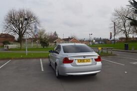 BMW 320i 2006 - Perfect condition, accident free,no damage at all,leather seats