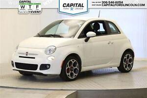 2016 Fiat 500 SPORT HB **New Arrival**