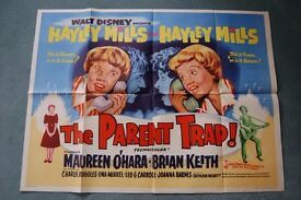 the parent trap ' 1960s film poster