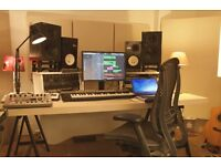 Music Studio Space - £45 per day / £140 per week