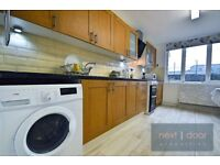 NO TENANT FEES - NEWLY REFURBED SPACIOUS 3 BEDROOM FLAT TO RENT IN CAMBERWELL SE5 - WITH HUGE GARDEN