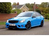 Mercedes c63 6.2 AMG 7G TRONIC PERFORMANCE PACK CHEAP 2010