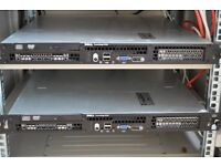 Dell PowerEdge R200 Servers (x 2) - Ideal for Home or Small Business