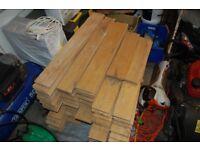 Oak Floor Boards