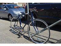 Brand new single speed fixed gear fixie bike/ road bike/ bicycles + 1year warranty & free service gi