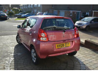 Suzuki Alto 2009 petrol 996 cc,one owner,only 76000 miles,MOT May 2018