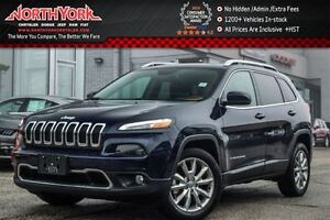 2016 Jeep Cherokee Limited Nav|Leather|Backup Cam|R.Start|HTD Fr