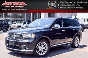 2015 Dodge Durango Citadel|CleanCarProof/1-Owner|Sunroof|Nav|Htd