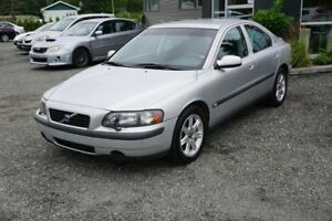 2001 Volvo S60 AUTOMATIQUE+SPECTACULAIRE CONDITION !!!