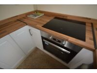 No Deposit New Refurbished 2 bed house Move in to this property with a upfront payment of £834.61