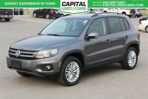 2016 Volkswagen Tiguan **ACCIDENT FREE**  **AWD**  **BACKUP CAME