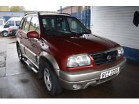 Suzuki GRAND VITARA 2003 In Immaculate condition with MOT Until February 2017