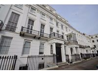 * Spectacular Regency Brighton Flat / 2 Double Bedroom / Top Floor / Furnished / Available 1st Oct *