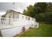 2012 A.B.I St David 3 bed on the beautiful Tattershall Lakes Country Park