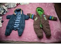 Baby Boy Winter Suit 0-3 and 3-6 months