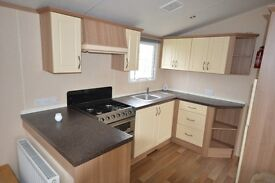 Static holiday home in Felixstowe, Suffolk