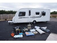 2010 SWIFT CHALLENGER 580 FIXED ISLAND BED 4-BERTH IMMACULATE