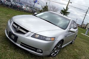 2008 Acura TL TL TYPE-S TYPE S 6 SPEED MANUAL NAVIGATION RARE!!!