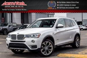 2017 BMW X3 xDrive28i|Prem.Enhanced Pkg|HeadsUp|Pano_Sunroof|N