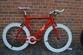 Aluminium Brand new single speed fixed gear fixie bike/ road bike/ bicycles ab