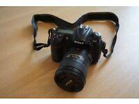 Nikon D300 camera purchased in 2009 + Nikkor AF-S DX VR Zoom-Nikkor 18-200mm f/3.5~5.6G IF-ED lens