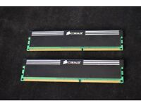Corsair XMS3 — 8GB (2x4GB) DDR3 1333MHz C9 Memory Kit