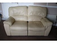 FOR SALE two sofa's