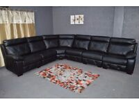 EX DISPLAY SCS ASHLEY 6 PARTS CORNER SOFA