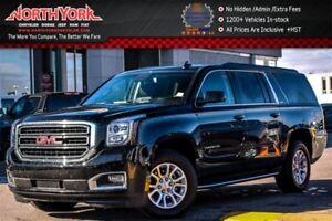 2017 GMC Yukon XL SLT AWD|HD Trailer Tow, Open Road Pkgs|Rr DVDs