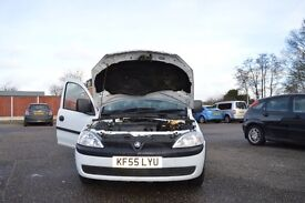Vauxhall combo 1.3cdti,good runner , new clutch/80,000 mile gearbox, full service, 4 near new tyres