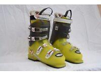 Nordica ski boots size 6