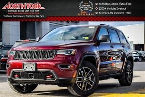 2017 Jeep Grand Cherokee NEW Car Trailhawk|4x4|Luxury/Safety Pkg
