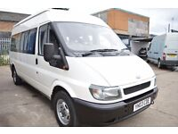 2003 Ford TRANSIT MINI BUS 9 seat in GOOD Condition with MOT Until 2018 MARCH