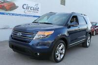 2012 FORD EXPLORER LTD 4WD NAV  TOITPAN