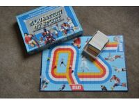 Vintage A Question Of Sport BBC Board Game