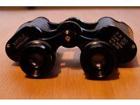 Nipole 8x30 Binoculars with case