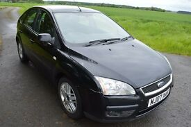 CHEAP 07 FORD FOCUS 1.6 PETROL MANUAL!
