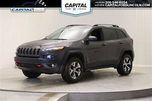 2016 Jeep Cherokee Trailhawk 4WD **New Arrival**