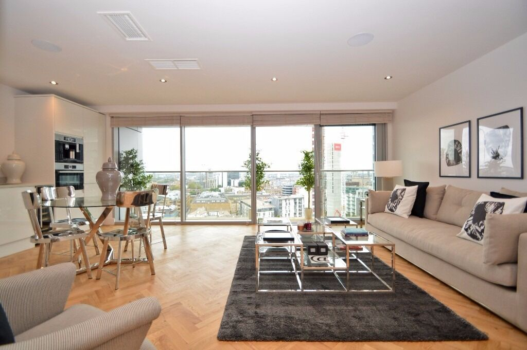 Two Bedroom Penthouse in Aldgate