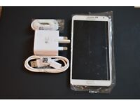 Samsung Galaxy Note 3- 32GB White -Unlocked - NEW
