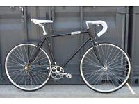 Brand new single speed fixed gear fixie bike/ road bike/ bicycles + 1year warranty & free service w